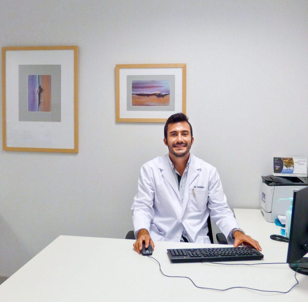 Psiquiatra Álvaro Moleón Ruíz