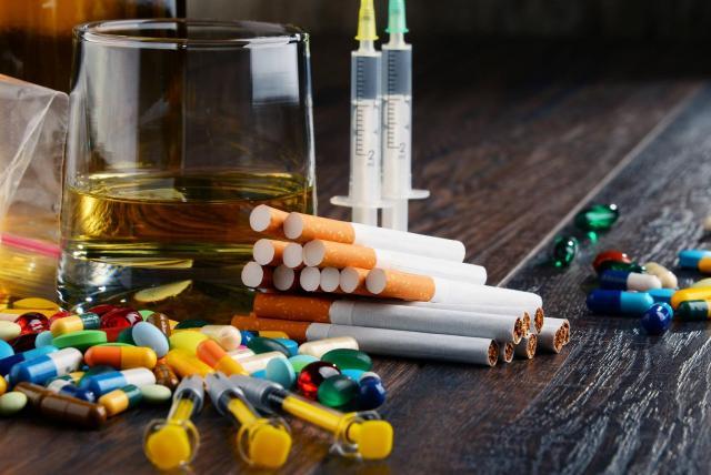 trastorno por uso de sustancias