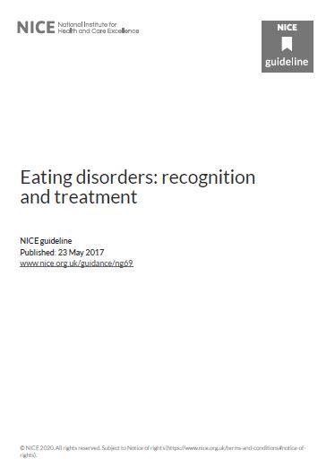 Recursos Profesionales Para Trastornos de la Conducta Alimentaria