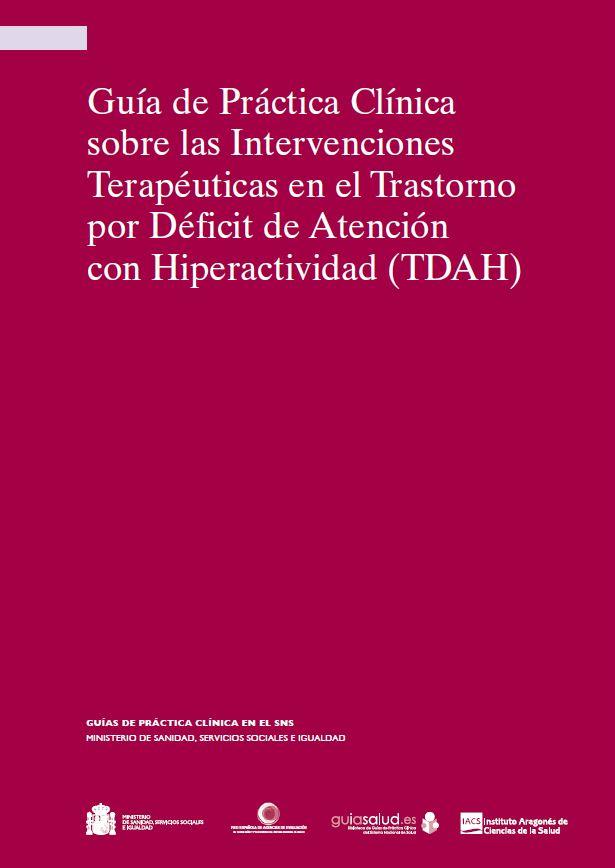 RECURSOS PROFESIONALES PARA TRASTORNOS POR DEFICIT DE ATENCIÓN E HIPERACTICIDAD