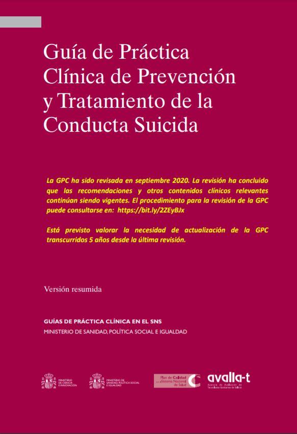 RECURSOS PROFESIONALES PARA EL SUICIDIO