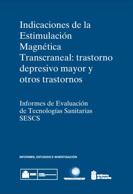 RECURSOS PROFESIONALES PARA LA ESTIMULACIÓN MÁGNETICA TRANSCRANEAL