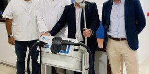 Unidad de Estimulación Magnética Transcraneal